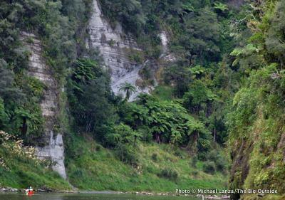 Whanganui River below Whakahoro.