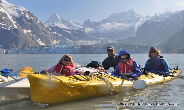 Johns Hopkins Inlet, Glacier Bay, Alaska
