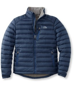 LL Bean Ultralite 850 down jacket