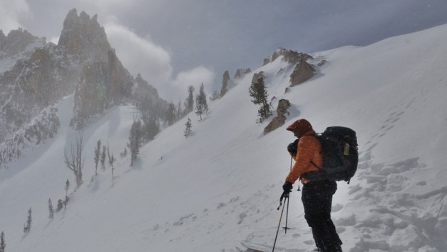 Hidden Paradise: Backcountry Skiing Idaho's Sawtooths