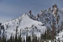 Mt. Heyburn, Sawtooths, ID
