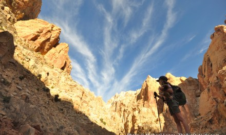 Ask Me: A Recommendation For a Family Backpacking Trip in Southern Utah