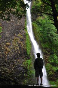 Horsetail Falls.