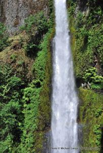 Tunnel Falls, Eagle Creek Trail.