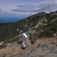 Franconia Ridge, White Mountains.