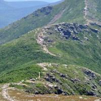 Franconia Ridge, White Mountains.