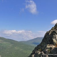 Summit of Mt. Flume, Franconia Ridge, White Mountains, N.H.