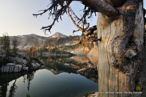Mirror Lakes, Lakes Basin.