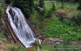 Waterfall, Trail 1816