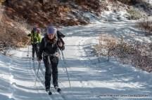 Summit Trail, Boise Mountains.