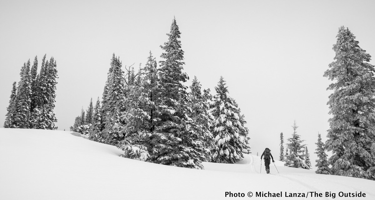 An Ode to Favorite Spots Most People Don't Know: Backcountry Skiing Idaho's Boise Mountains