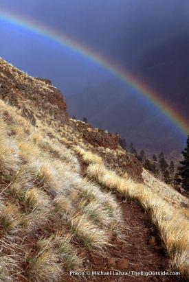 Saddle Creek Trail, Hells Canyon