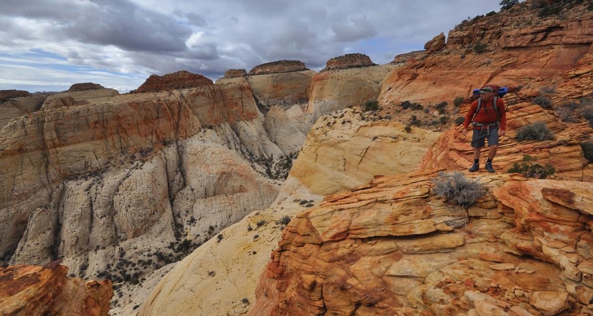 The Most Beautiful Hike You've Never Heard Of: Crossing Utah's Capitol Reef