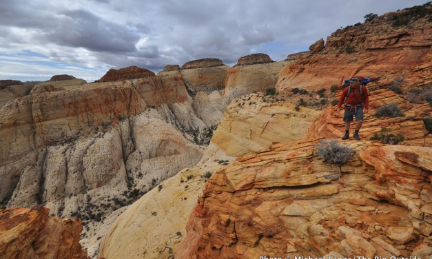 The Most Beautiful Hike You've Never Heard Of: Crossing Utah's Capitol Reef