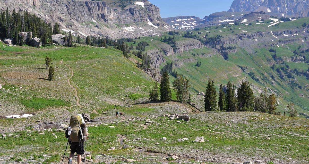 Photo Gallery: Backpacking Grand Teton National Park
