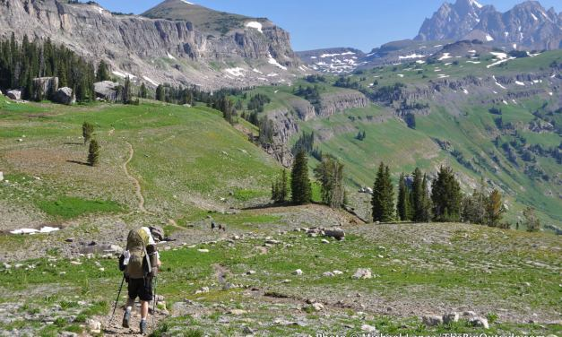 Photo Gallery: Backpacking Grand Teton National Park