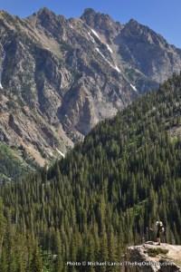 South Fork Cascade Canyon.