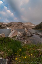 Cove Lake, Big Boulder Lakes.