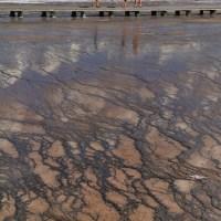 Grand Prismatic Geyser, Midway Geyser Basin, Yellowstone