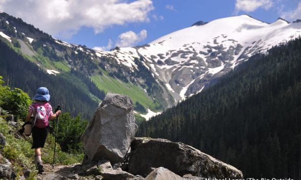 Ask Me: Where Should We Backpack With Kids in North Cascades National Park?