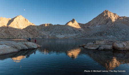 Columbine Lake, Sequoia N.P.