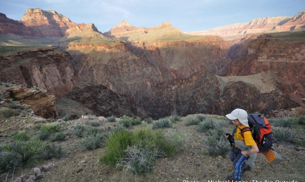 Ask Me: Where Should Our Family Backpack in the Grand Canyon?