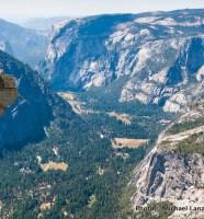 Summit of Half Dome, Yosemite National Park.