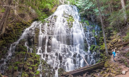 One Photo, One Story: Mount Hood's Timberline Trail