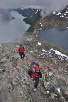 Trekking Norway's Jotunheimen National Park