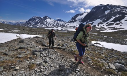 Ask Me: Advice for Four Days Trekking in Norway's Jotunheimen National Park