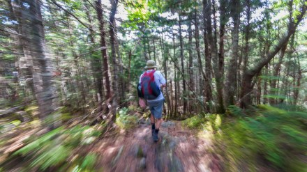 One Photo, One Story: A Big Dayhike in the White Mountains