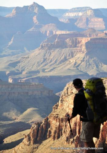 Grandview Trail, Grand Canyon National Park.