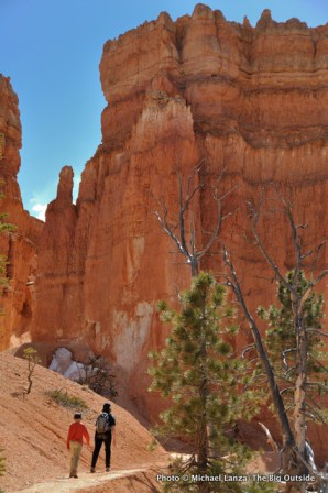 Peek-a-Boo Loop, Bryce Canyon.