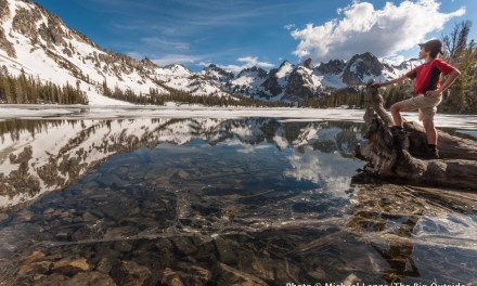 One Photo, One Story: Alice Lake in Idaho's Sawtooth Mountains