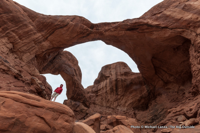 Nate, Double Arch, Windows Section, Arches.
