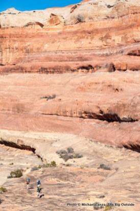 Big Spring Canyon, Needles District
