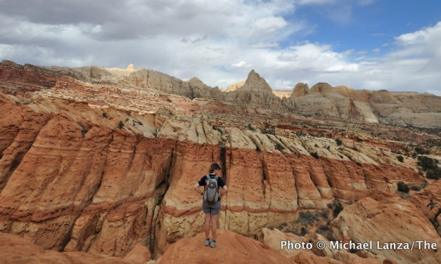 Ask Me: Where Should We Backpack in Capitol Reef National Park?