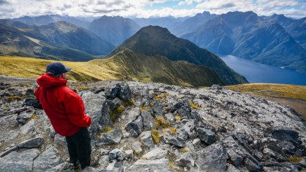 One Photo, One Story: Trekking New Zealand's Kepler Track