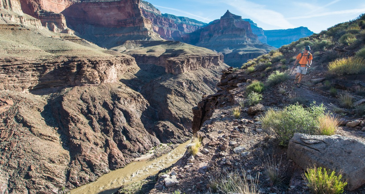 One Photo, One Story: Backpacking the Grand Canyon's Royal Arch Loop