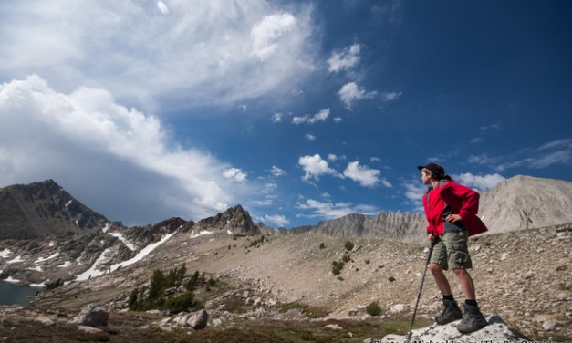 Great Trip: Backpacking to the Big Boulder Lakes in Idaho's White Cloud Mountains