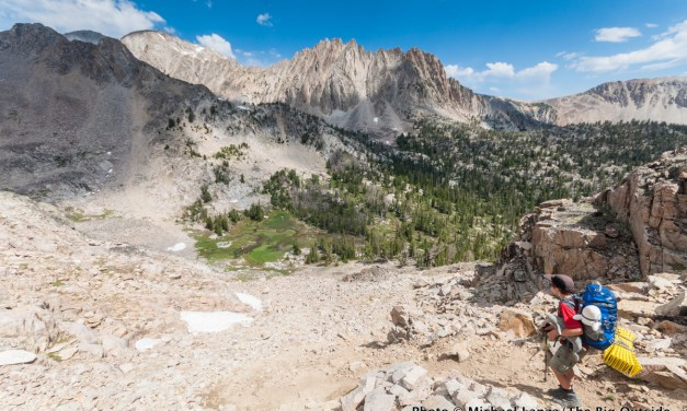 Ask Me: What Backpacking Trip Do You Recommend in Idaho's White Cloud Mountains?