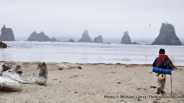 Photo Gallery: Backpacking the Wild Olympic Coast