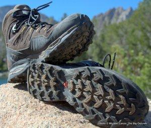 Salomon Conquest GTX boots