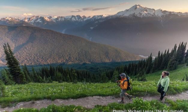 Great Trip: The Glacier Peak Wilderness