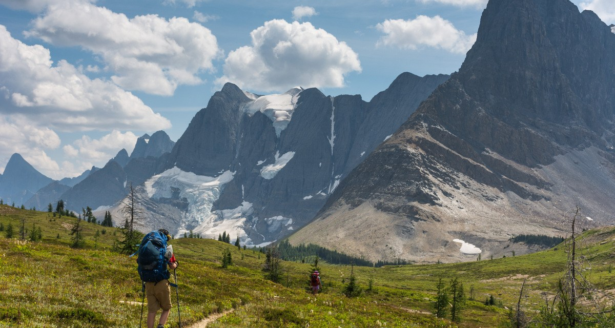 One Photo, One Story: Backpacking the Rockwall Trail, Kootenay National Park