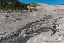 Full Of Surprises Backpacking Mount Hood S Timberline