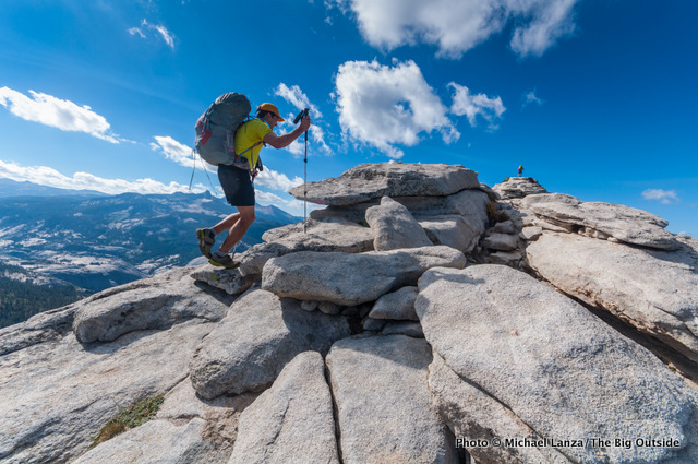 10 Tips For Getting a Hard-to-Get National Park Backcountry Permit in parks like Yosemite.