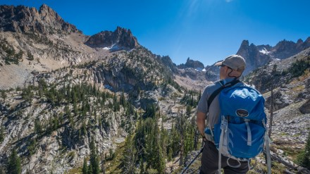 One Photo, One Story: Hiking to the Stunning Monolith Valley in Idaho's Sawtooth Mountains