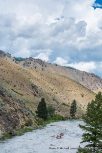 Middle Fork Salmon River.