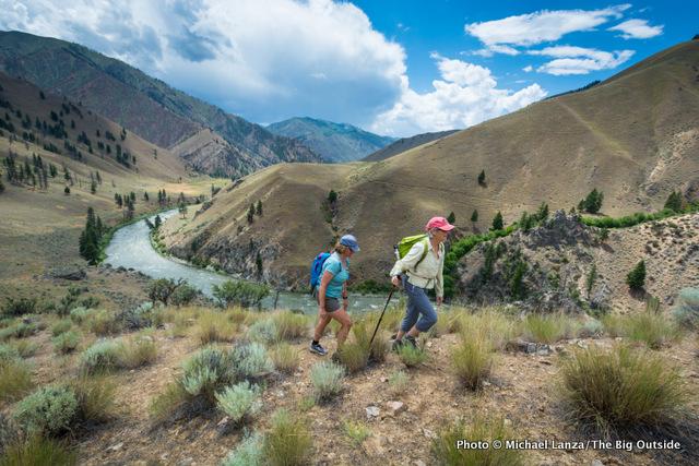 Big Water Big Wilderness Rafting Idaho S Incomparable